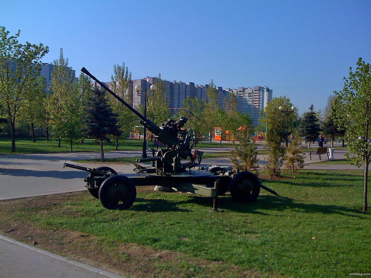 2009 Отрадное пушка Москва
