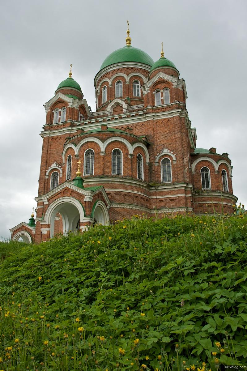 2009 Спасо-Бородинский монастырь, Бородинскоеполе Россия