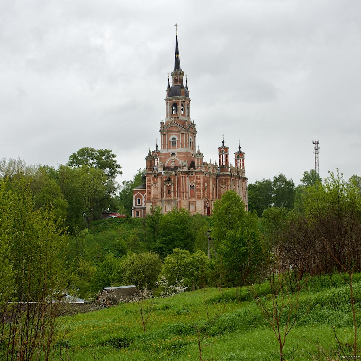 2009 Никольский собор Можайск Россия