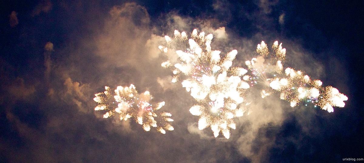 2009 ФестивальФейерверк Тушино Москва