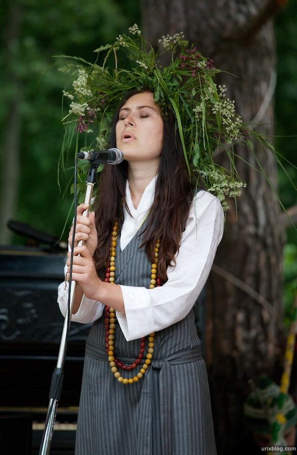2009 Пустые Холмы фестиваль музыка хиппи природа лес поле цветы люди
