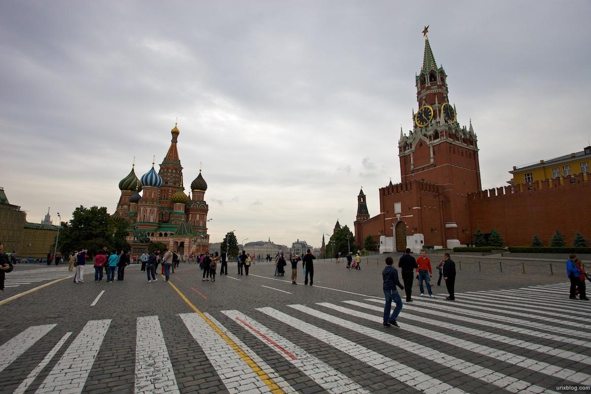 2009 Москва Красная площадь