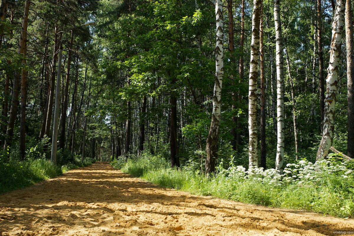 2009 Москва Люберецкие карьерыДзержинский природа озеро карьер