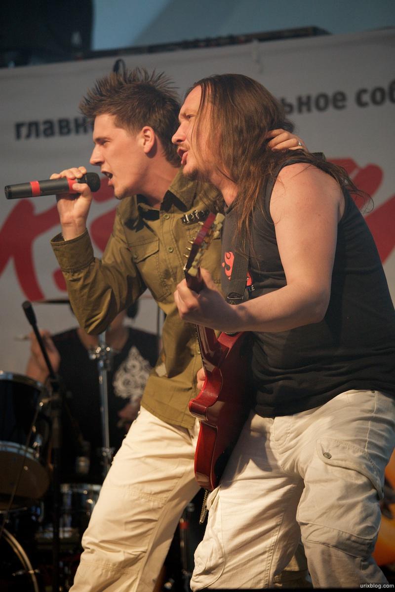 2009 Москва Автоэкзотика музыка шатёр группы певцы девушки танцовщицы