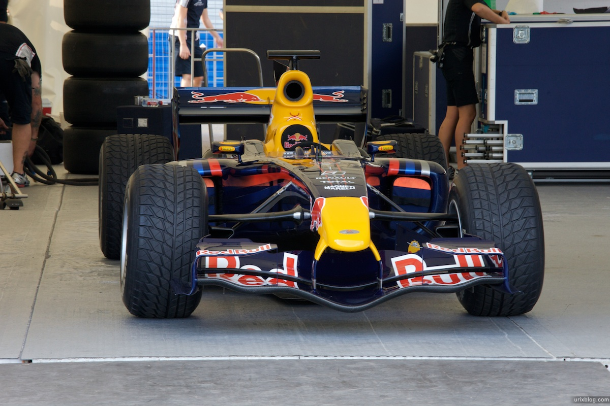 2009 Москва Bavaria Moscow City Racing Formula 1