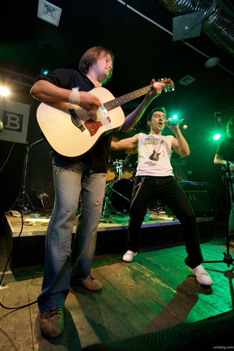 2009 Москва клуб Plan B Queen Double Martin The Bohemians фестиваль музыка