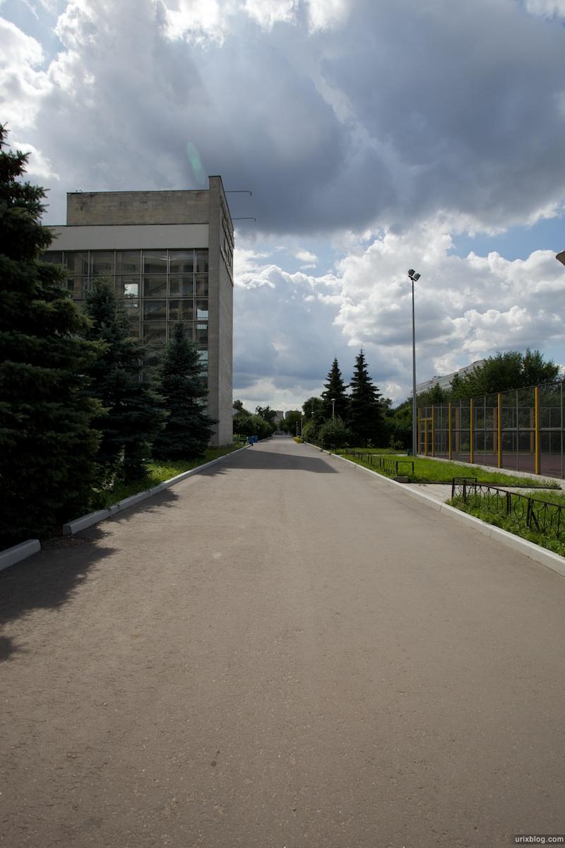 2009 Москва лето