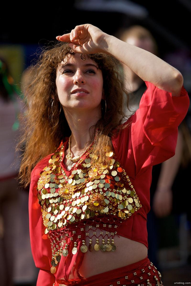 2009 Москва Дикая мята паркТропарево фестиваль музыка
