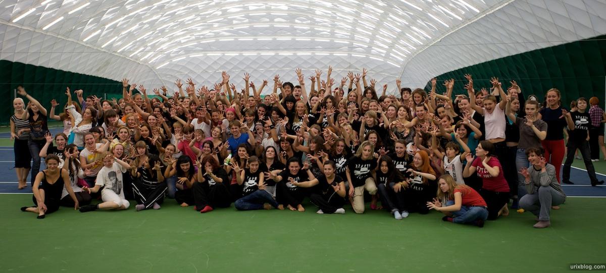 2009 Генеральная репетиция Thriller Москва Майкл Джексон Michael Jackson фанклуб fanclub