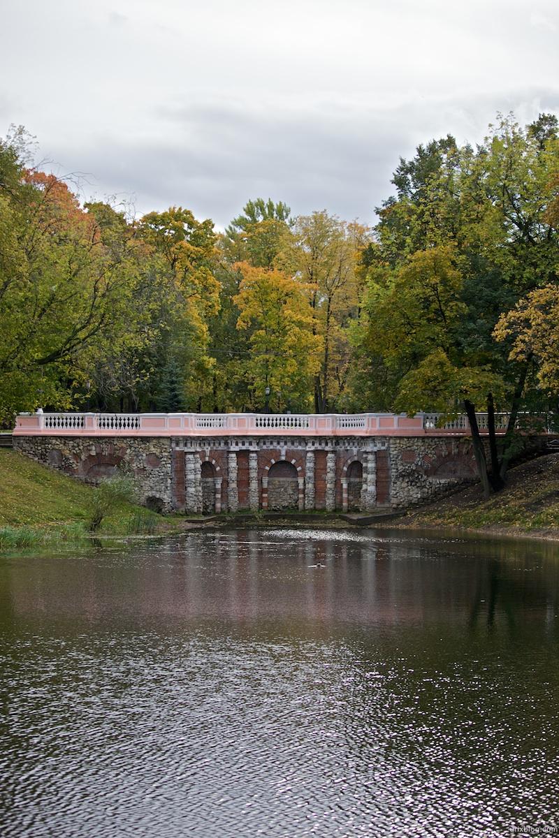 2009 Москва парк Лефортово осень