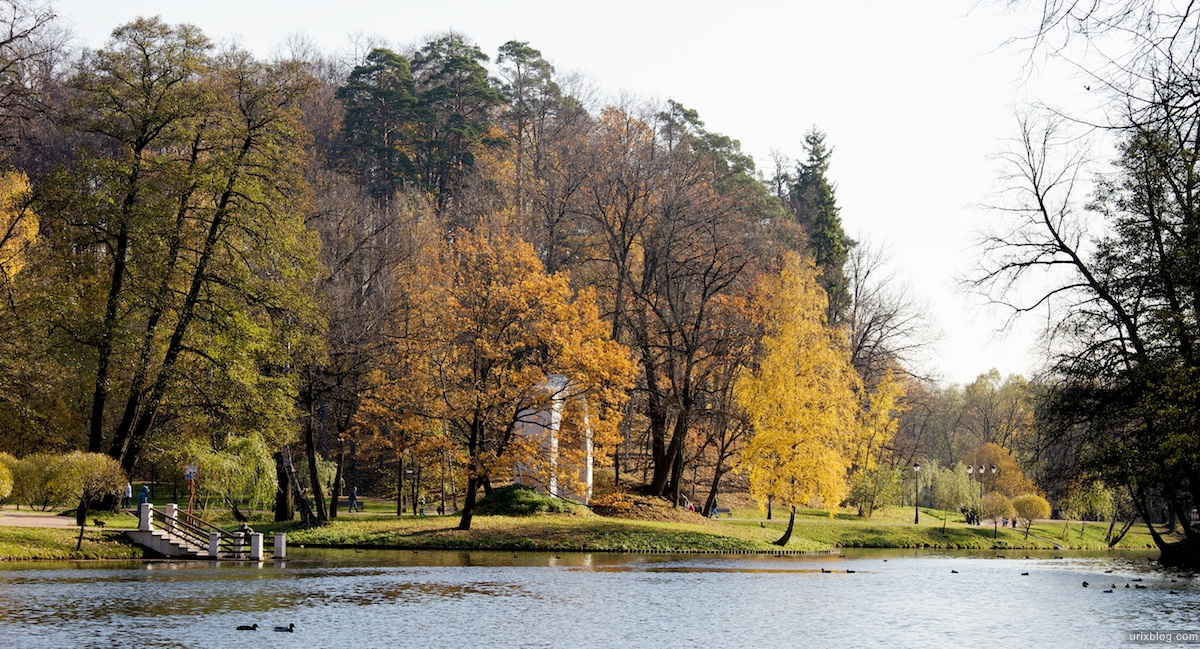 2009 Москва Царицыно парк осень