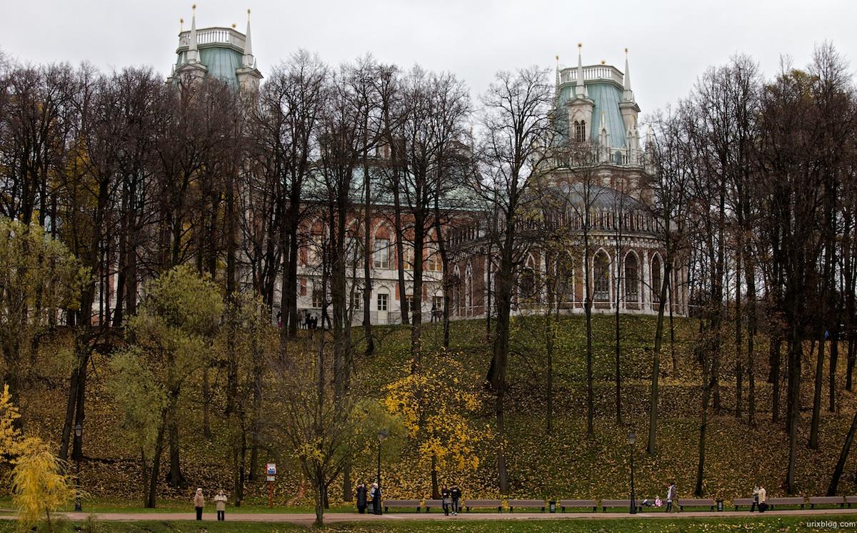 2009 Царицыно Москва
