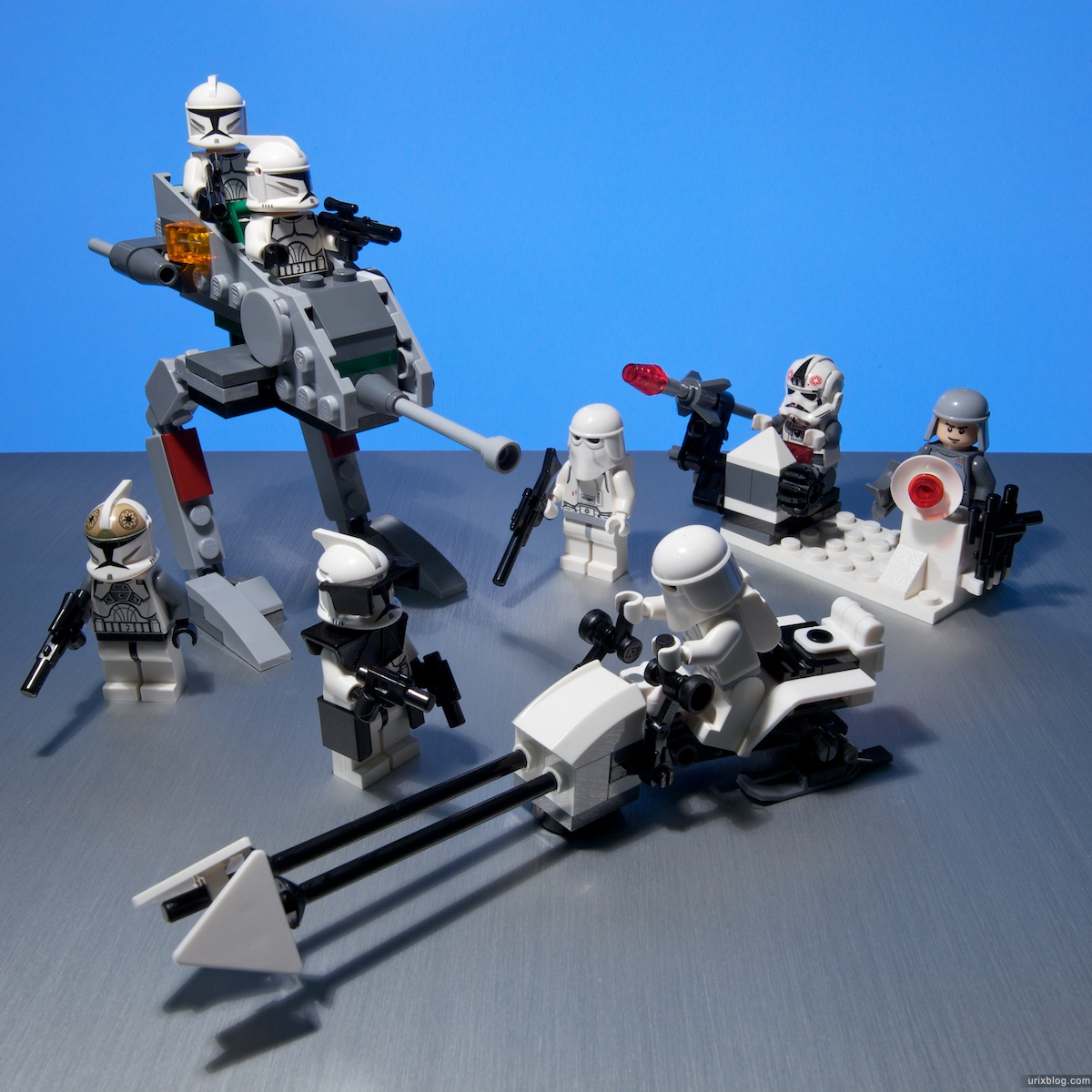 2009 LEGO Stormtroopers, ClonesStar Wars