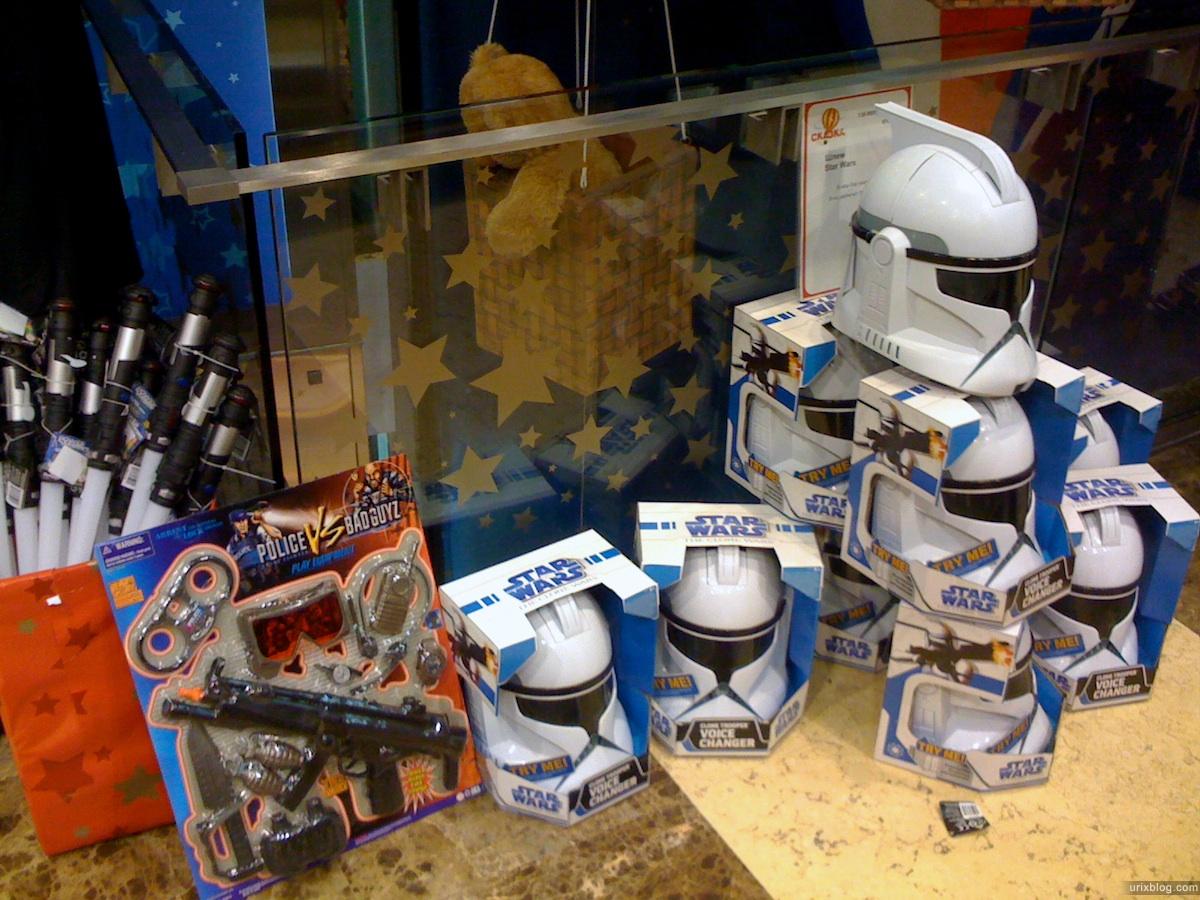2009 игрушечный магазин Сказка Тверская Москва