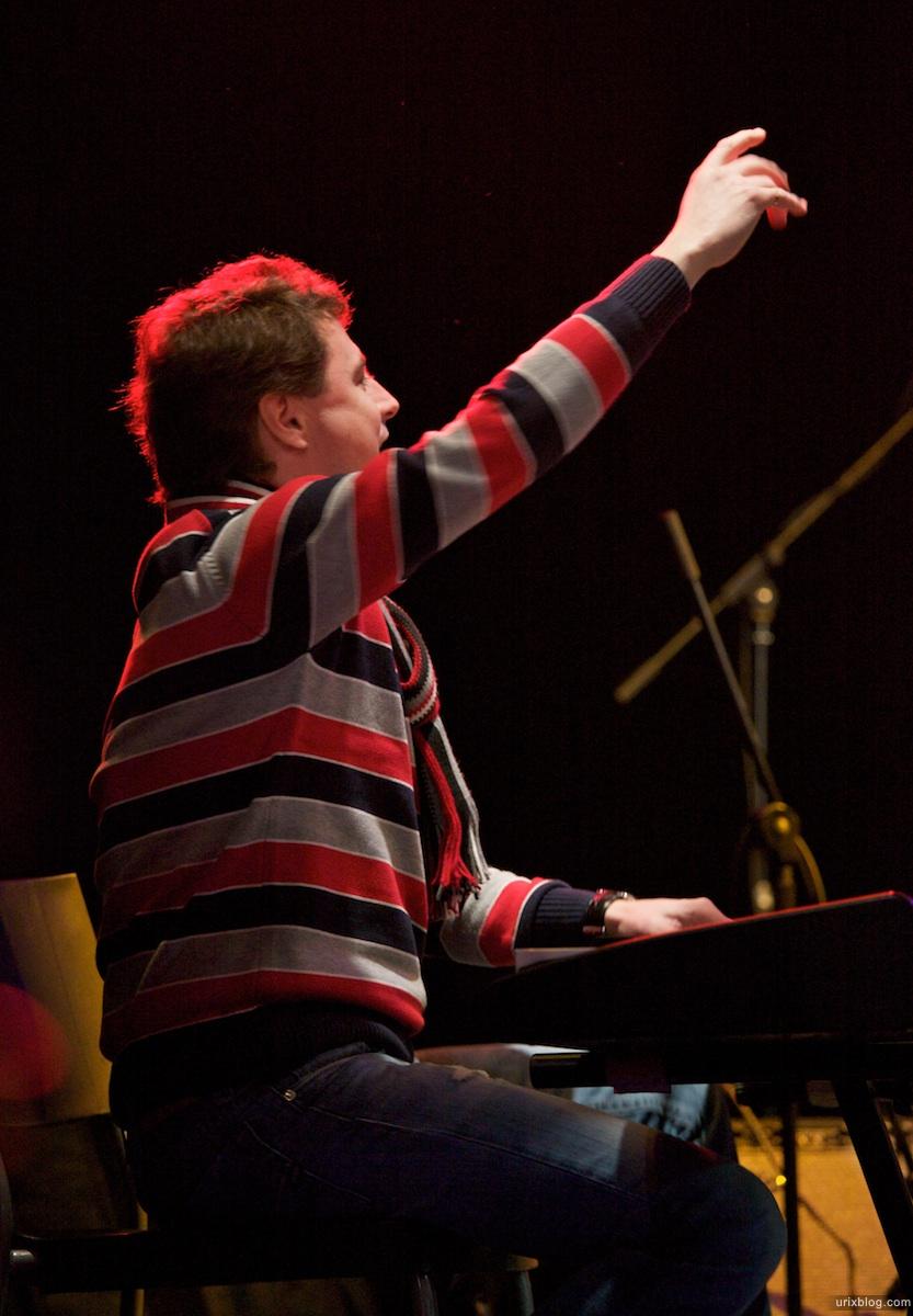 2010 Андрей Макаревич, Джазовые Трансформации вклубе Икра Москва