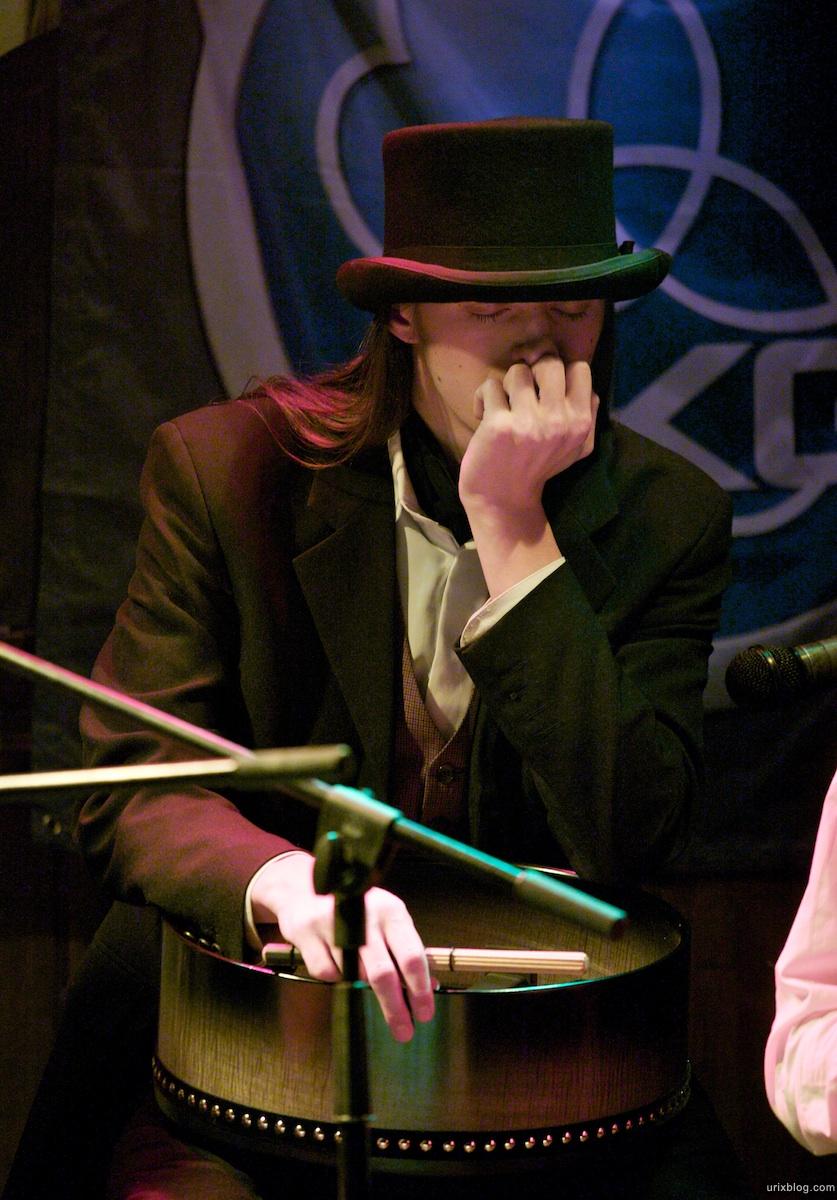 2010 Фестиваль волынок и волынщиков в клубеВермель Москва