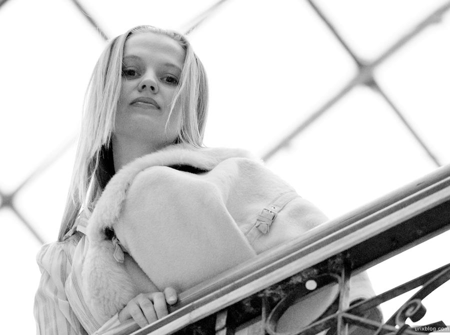 2010 фотосессия Света ГУМ девушка girl Москва