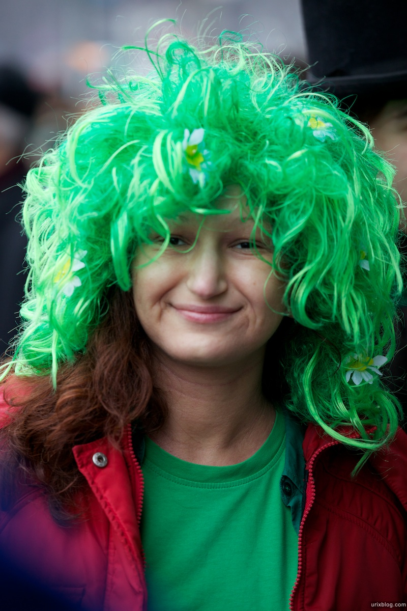 2010 St. Patrick's Day in Moscow, Москва День святого Патрика