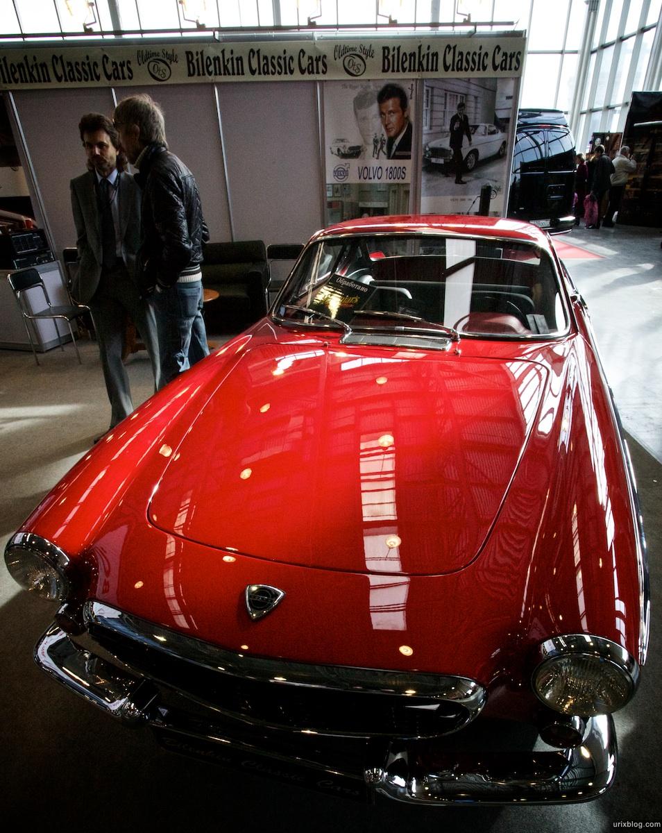 2010 Выставка старинных авто в КрокусЭкспо, Москва