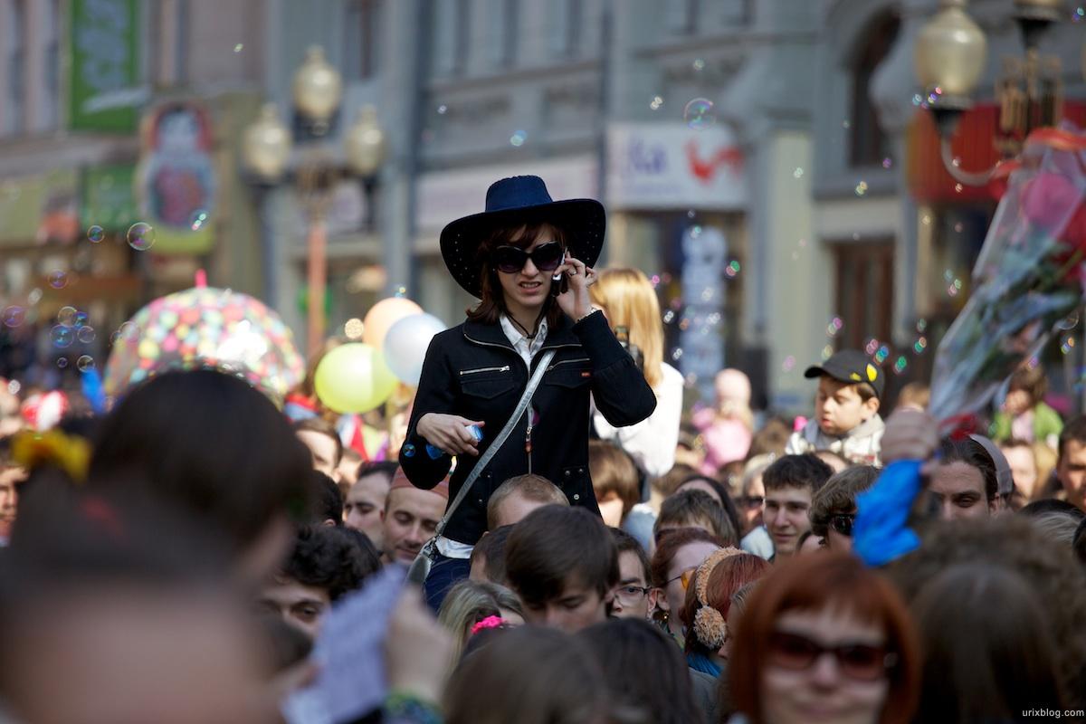2010 Moscow, Dreamflash, Old Arbat st., Москва, Дримфлеш, Старый Арбат