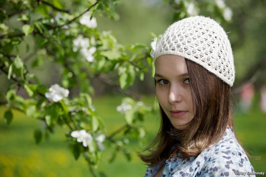 2010 Москва Moscow фотосессия с Дианой в Коломенском girl девушка