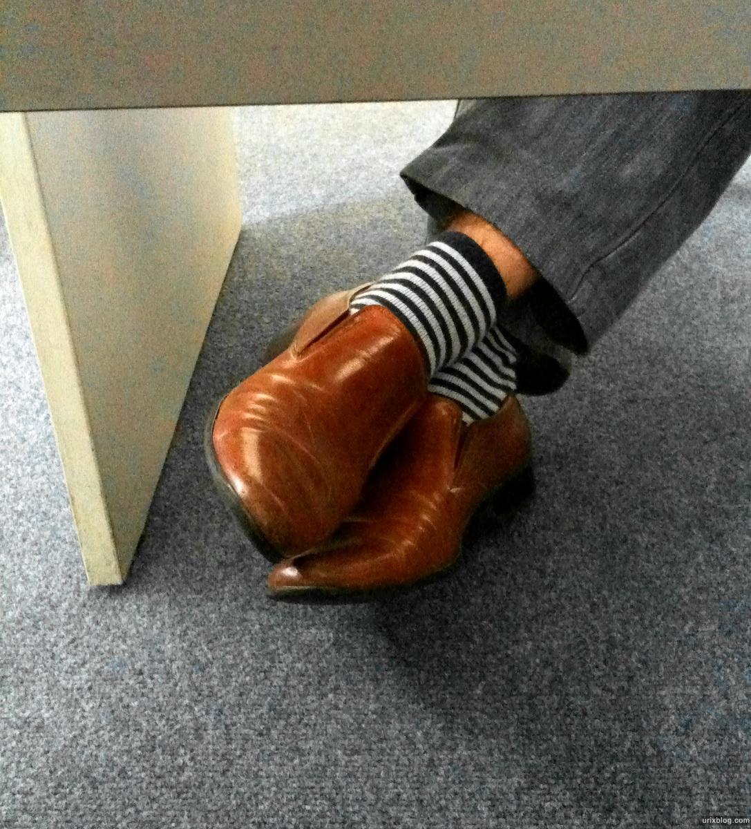 2010 туфли носки офис