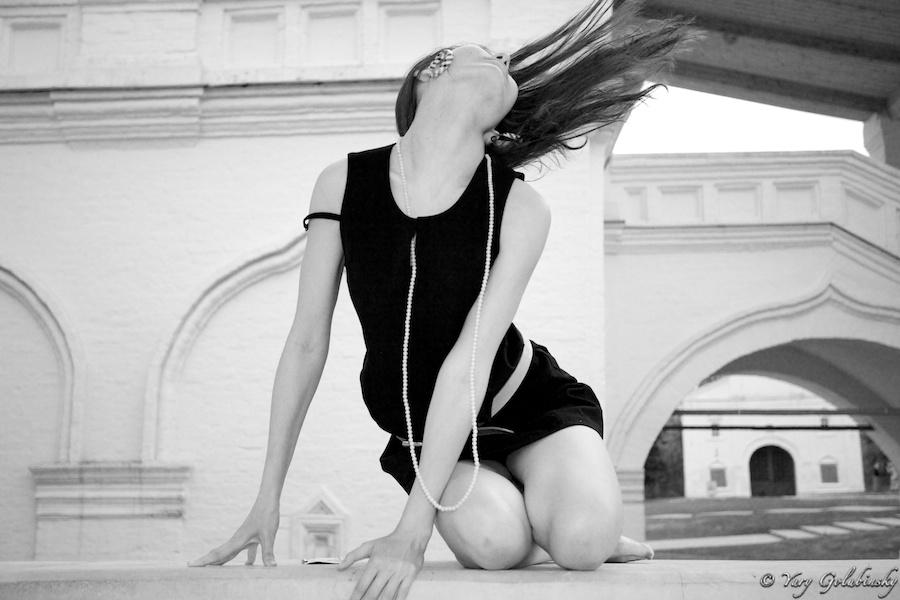 2010 Москва Moscow Коломенское фотосессия Анна girl девушка