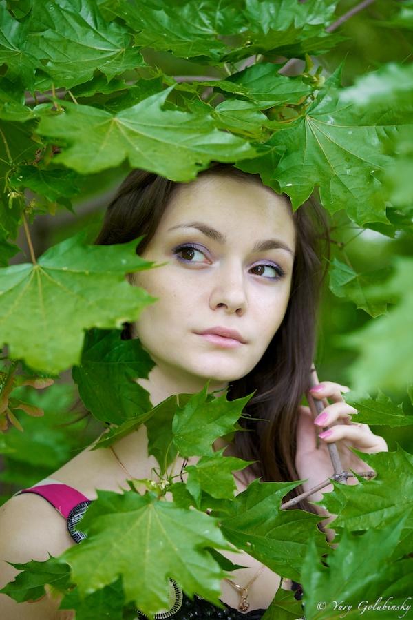 2010 Moscow Москва Коломенское парк girl девушка