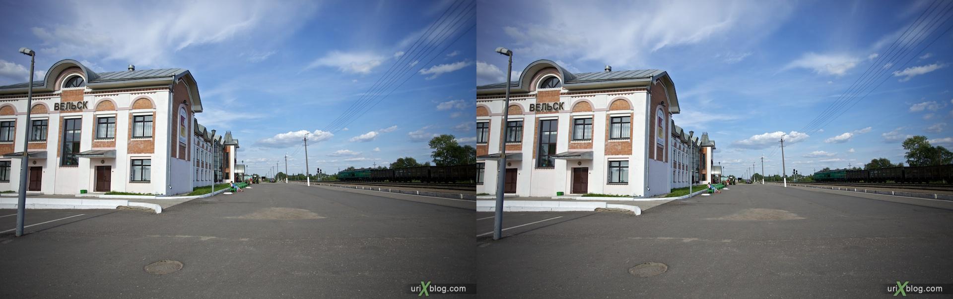 2010 Velsk, Arkhangelsk Oblast Вельск, Архангельская обл