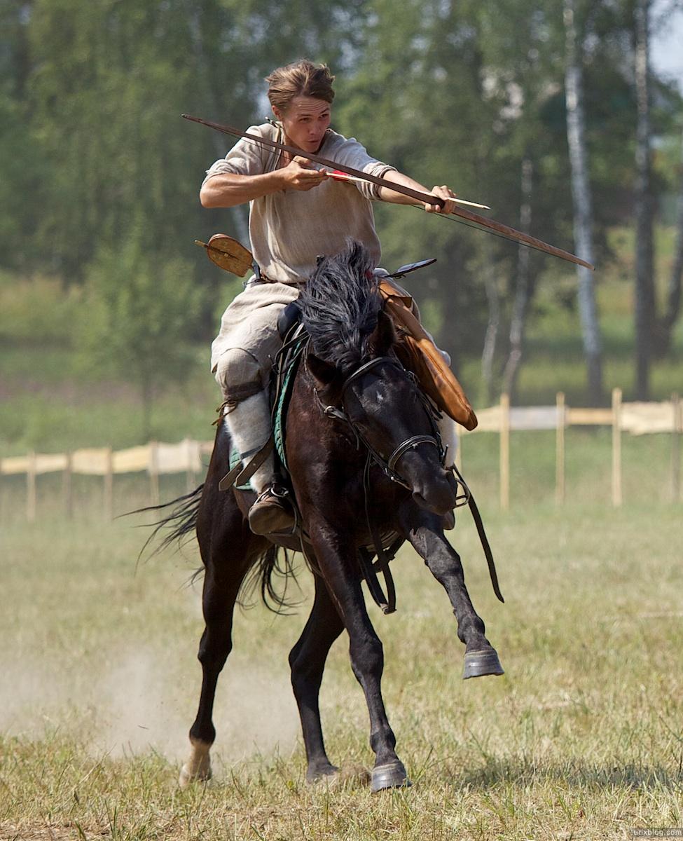 2010 лошади кони ГородецкоеГульбище
