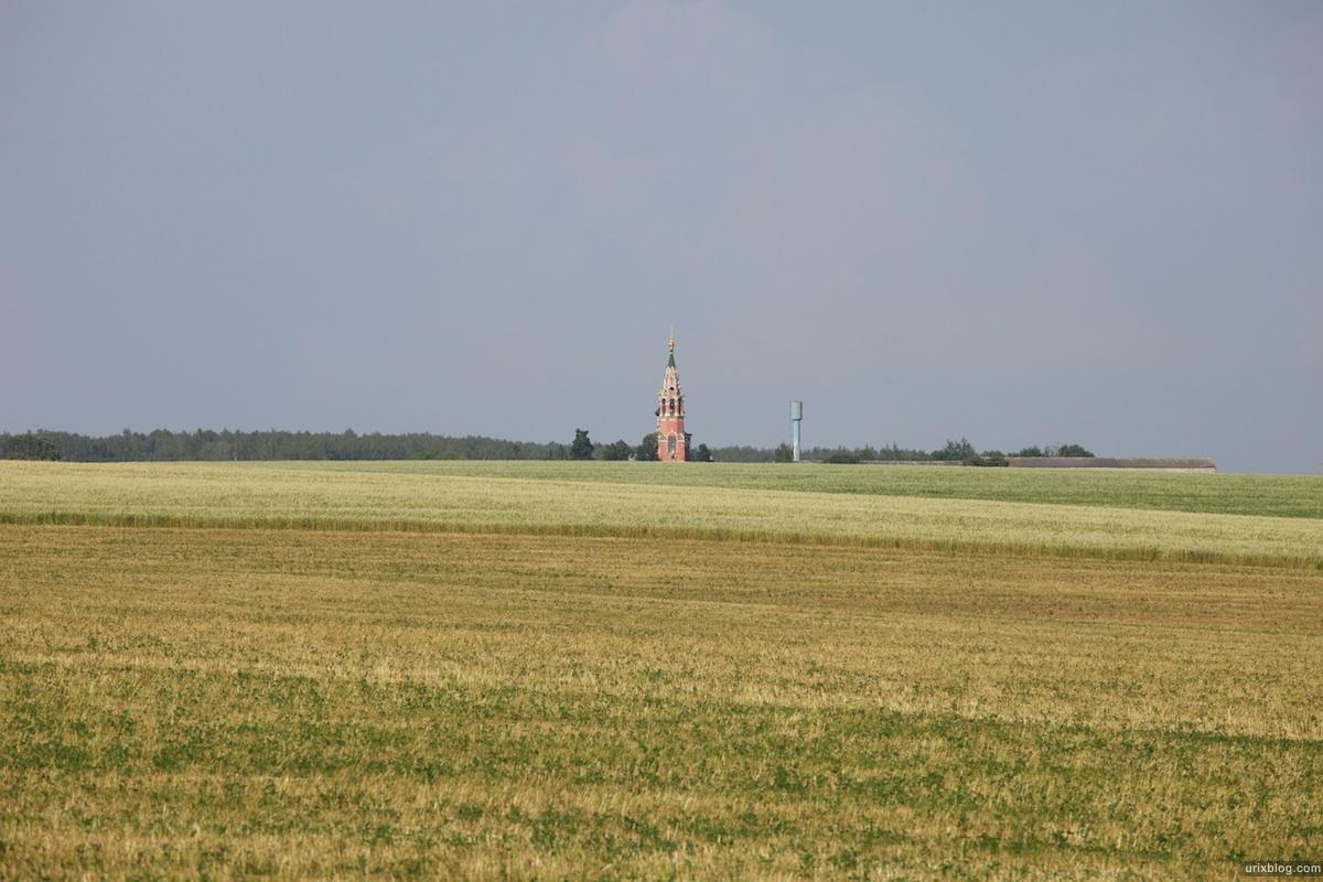 2010 поле, ГородецкоеГульбище