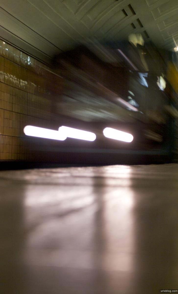 2010, Москва метро