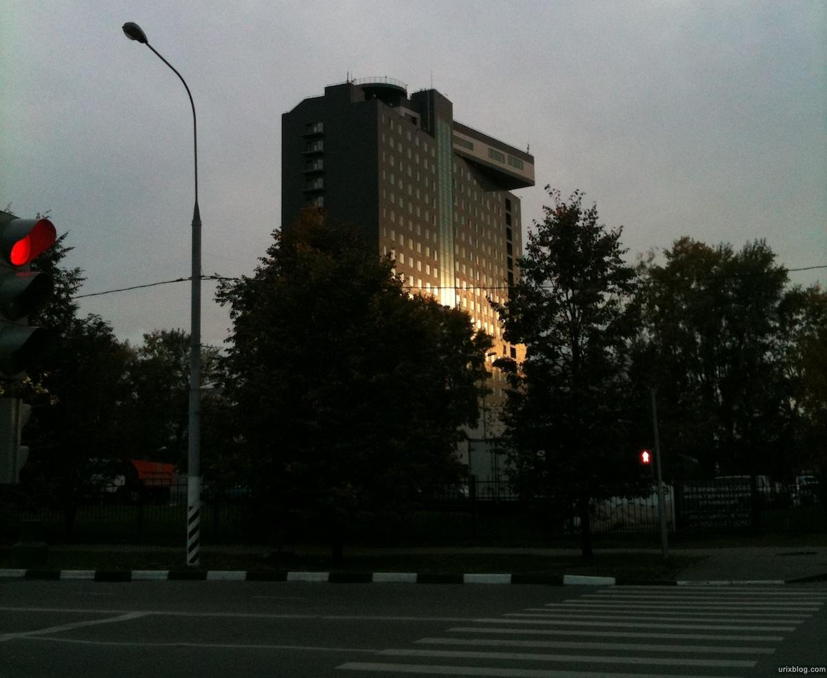 2010, Москва