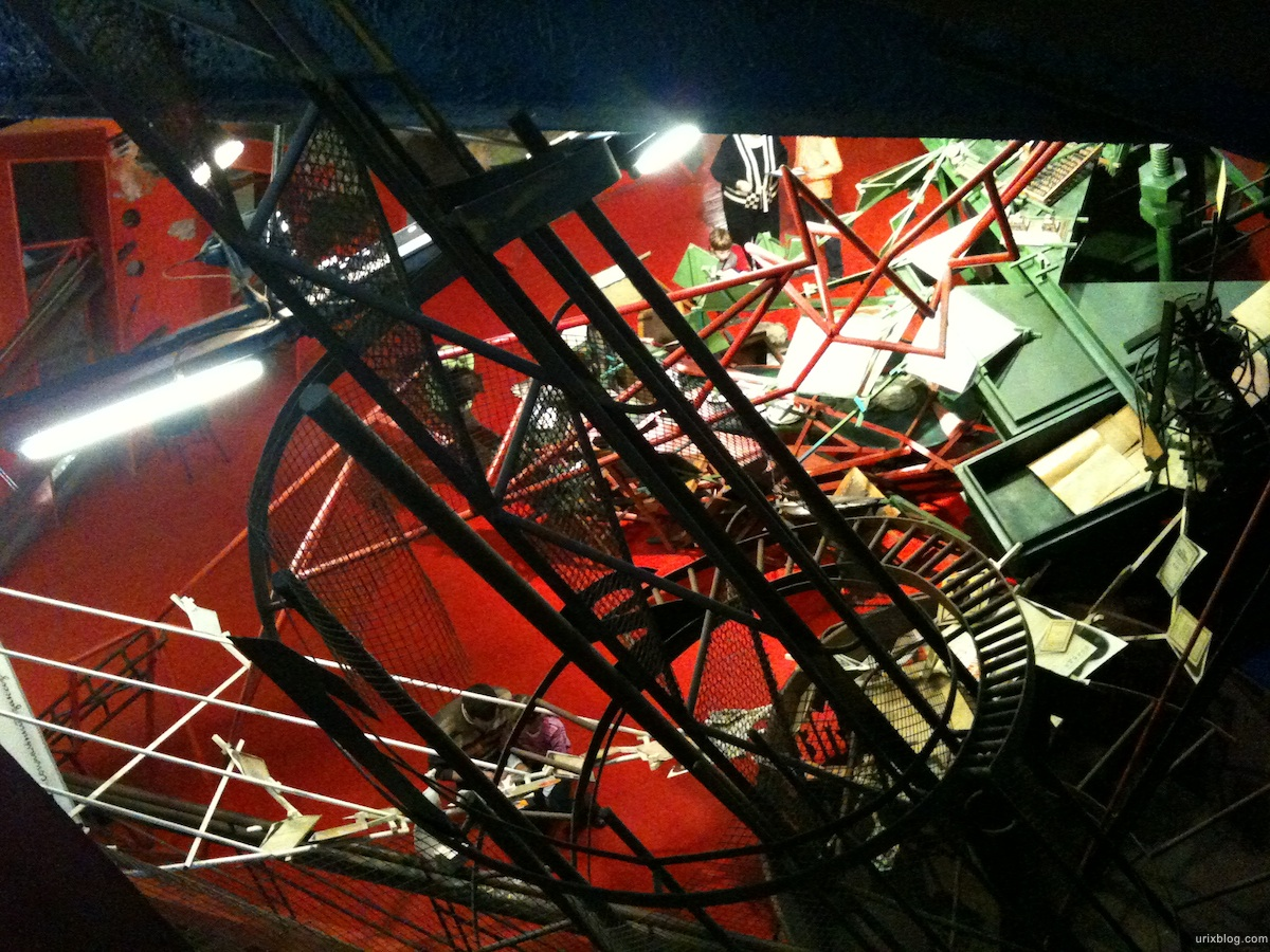 2010 Музей Маяковского Москва