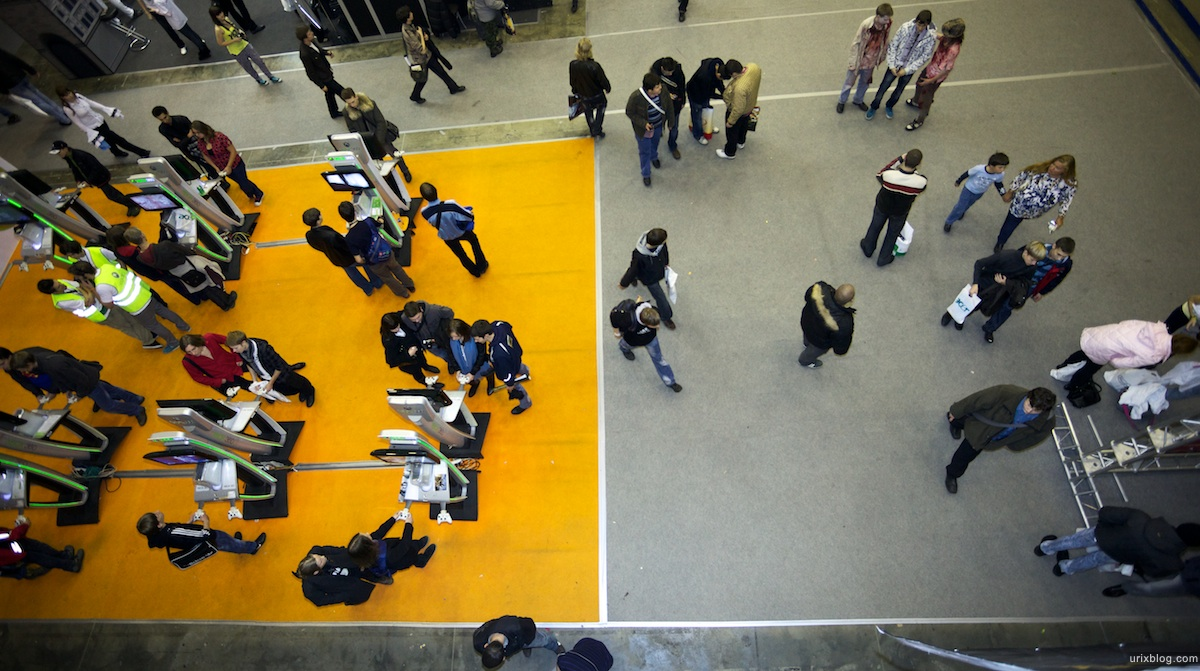 2010 Игромир Москва