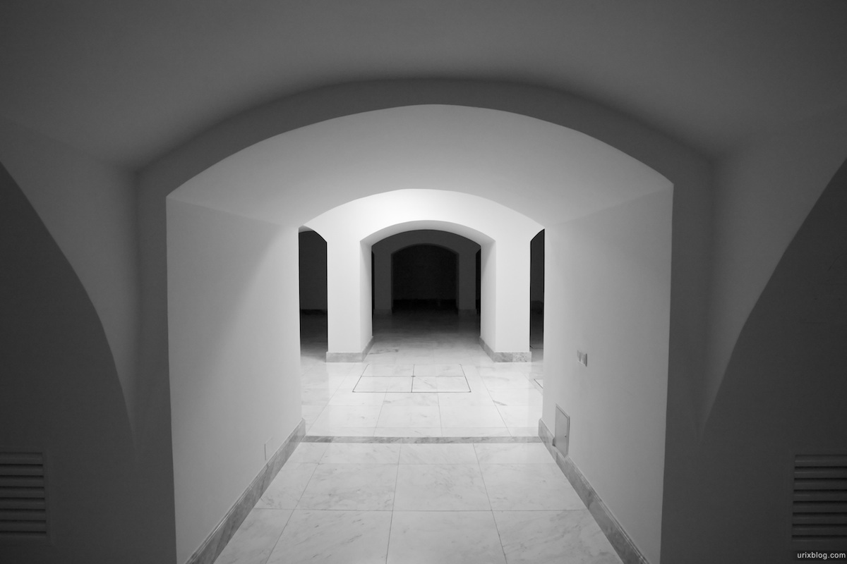 2010 подземелья Исторического Музея Москва