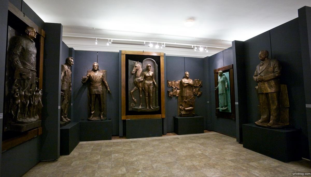 2010 Галерея искусств Зураба Церетели Москва