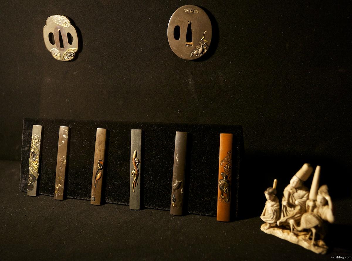 2010 выставка Самураи. Art Of War Москва