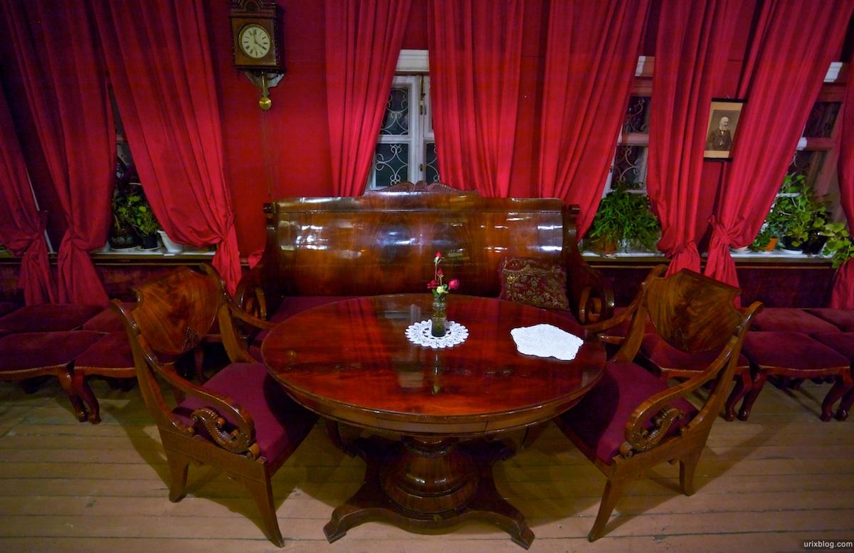 2010 Дом-музей Островского Москва