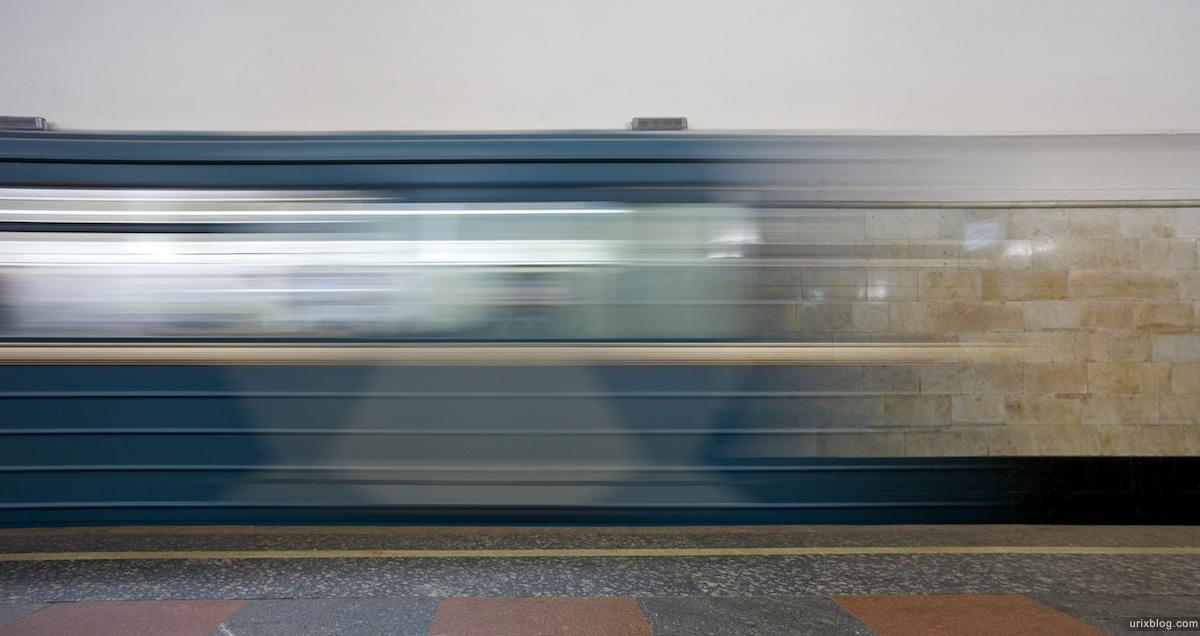 2010 метро Москва