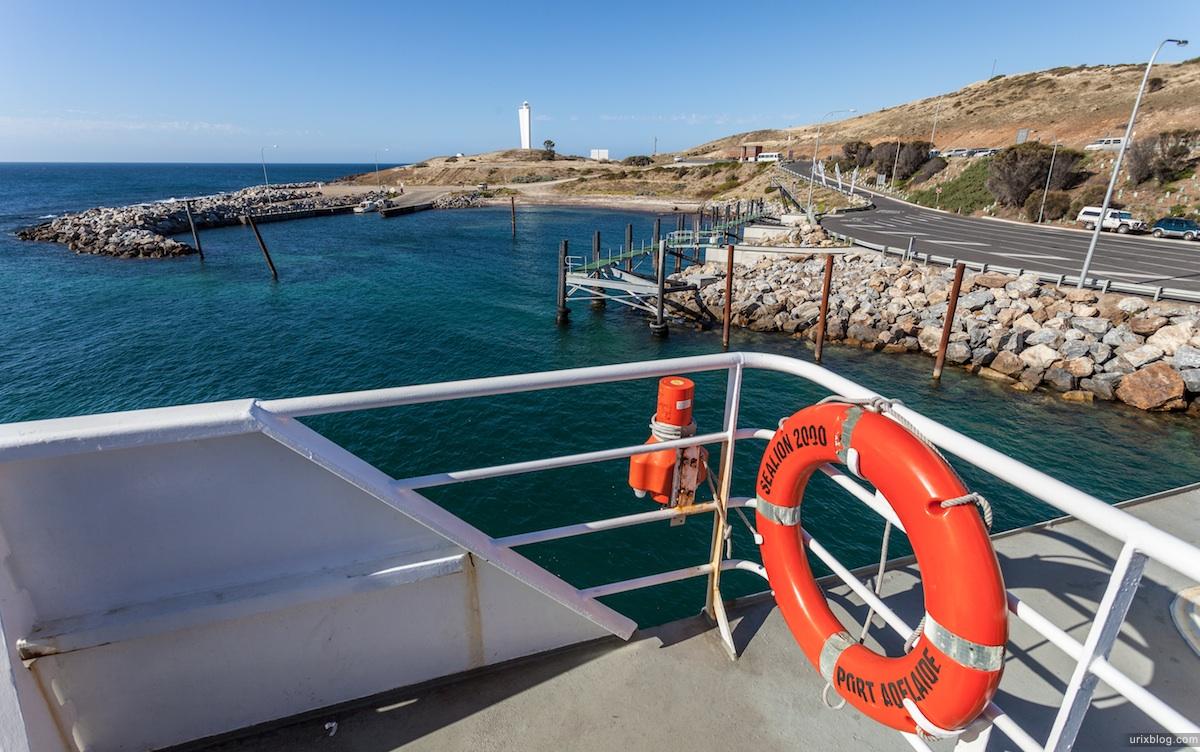 2010, ferry, Cape Jervis, Fleurieu Peninsula, South Australia