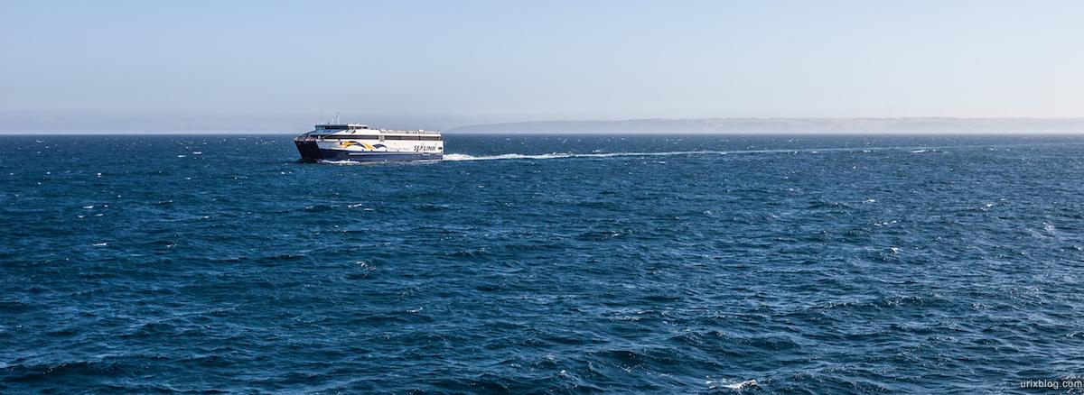 2010 Cape Jervis, Penneshaw, ferry, Fleurieu Peninsula, South Australia