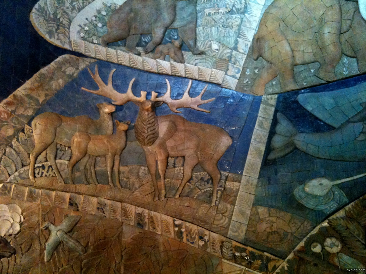 2011 Палеонтологический музей Москва