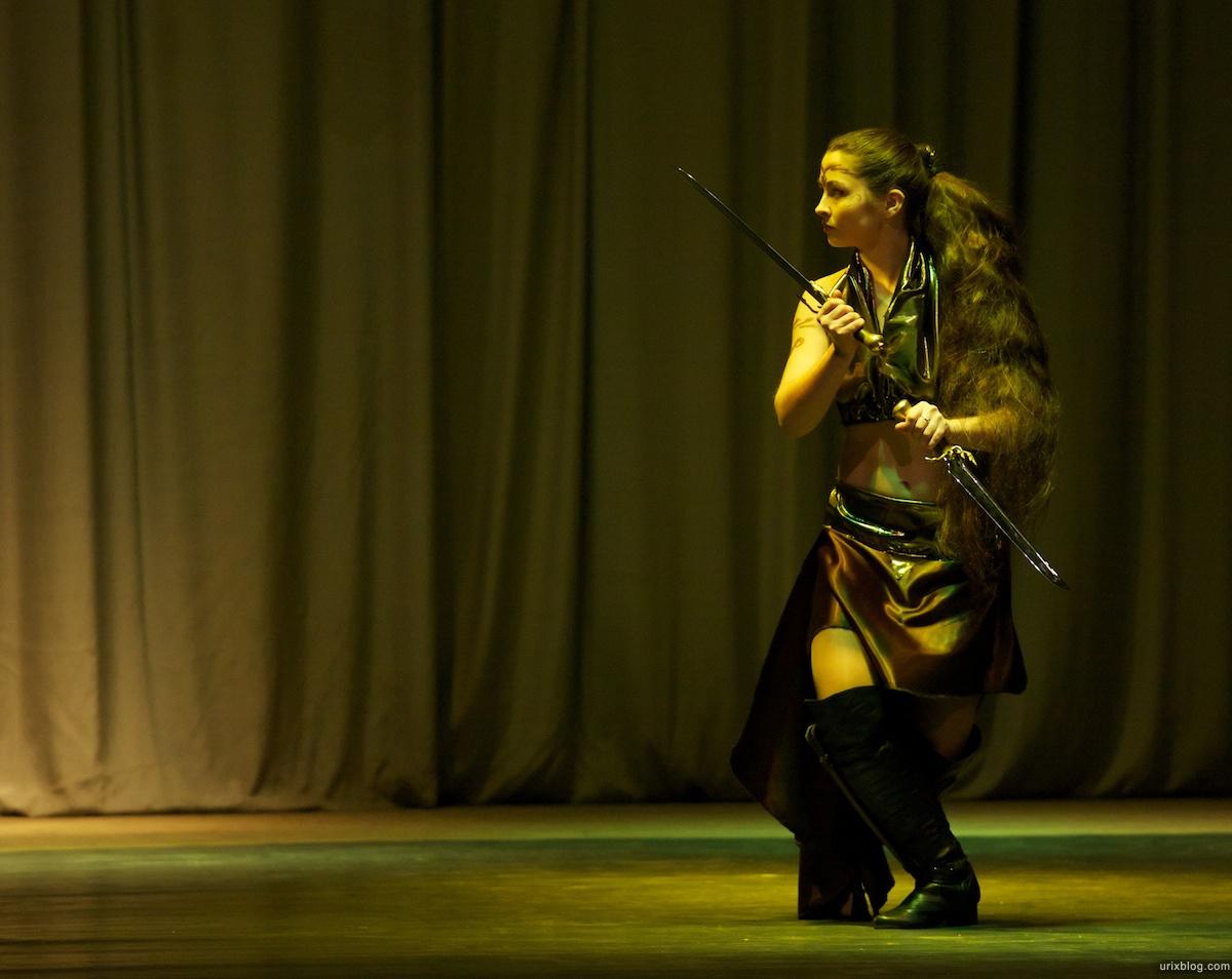 2011 Всероссийский Фестиваль Артистического Фехтования, Москва