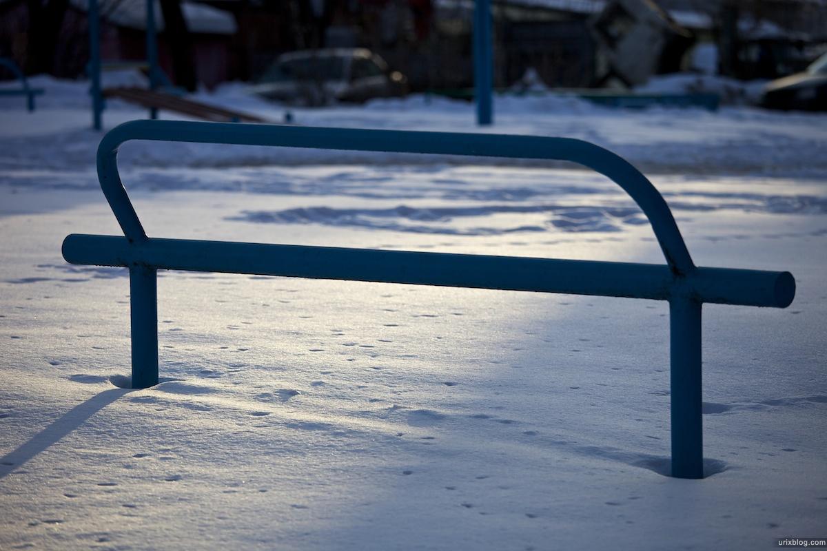 2011 Москва, зима