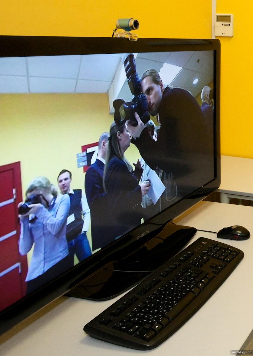 2011 TrueConf, VideoPort, пресс конференция, семинар