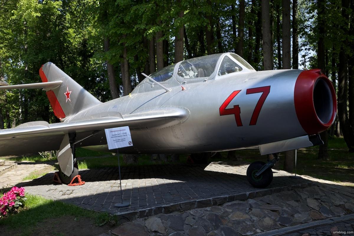 Музей техники Вадима Задорожного 2011 танки ракеты