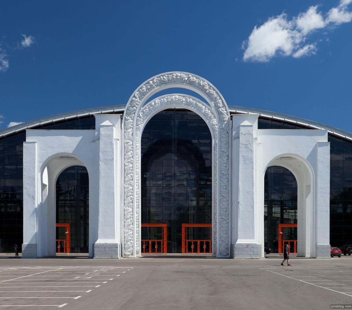 Moscow, VVTs, Москва, ВВЦ 2011