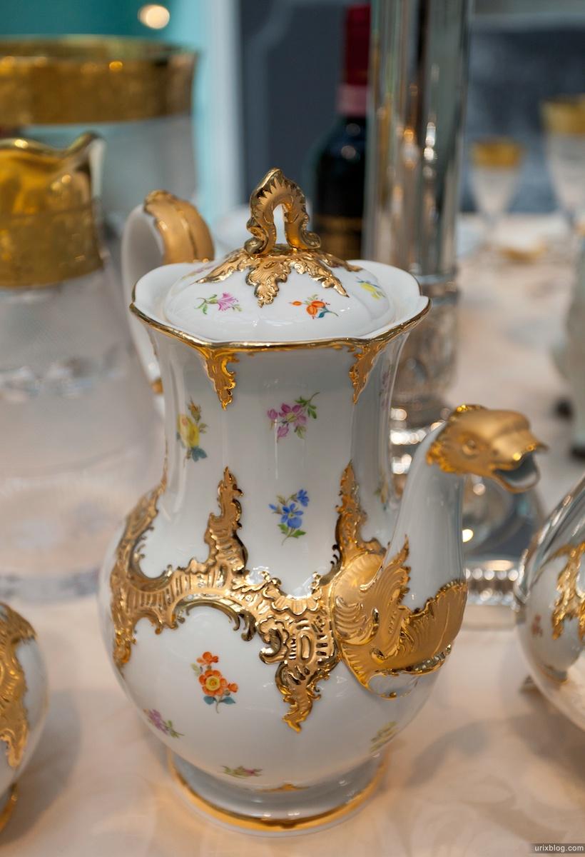 Москва, Новый Манеж, выставка Интерьеры, 2011