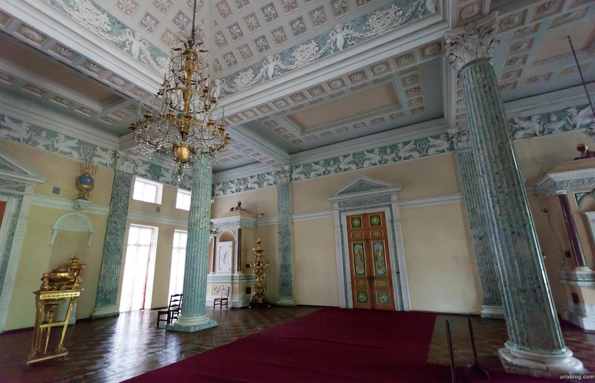 Moscow, Москва, Усадьба Останкино театр